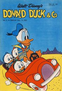 Cover Thumbnail for Donald Duck & Co (Hjemmet / Egmont, 1948 series) #8/1966
