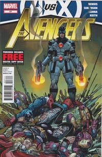 Cover Thumbnail for Avengers (Marvel, 2010 series) #27