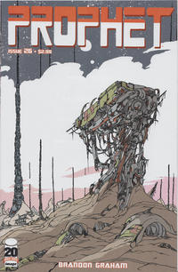 Cover Thumbnail for Prophet (Image, 2012 series) #26
