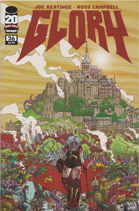 Cover Thumbnail for Glory (Image, 2012 series) #26