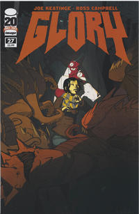 Cover Thumbnail for Glory (Image, 2012 series) #27