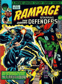 Cover Thumbnail for Rampage (Marvel UK, 1977 series) #26