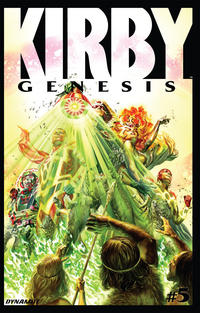 Cover Thumbnail for Kirby: Genesis (Dynamite Entertainment, 2011 series) #5