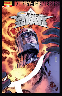 Cover Thumbnail for Kirby: Genesis - Silver Star (Dynamite Entertainment, 2011 series) #1 [Cover C - Mark Buckingham]