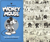 Cover for Walt Disney's Mickey Mouse (Fantagraphics, 2011 series) #3 - High Noon at Inferno Gulch