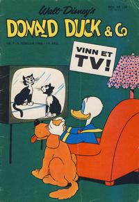 Cover Thumbnail for Donald Duck & Co (Hjemmet / Egmont, 1948 series) #7/1966