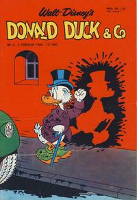 Cover Thumbnail for Donald Duck & Co (Hjemmet / Egmont, 1948 series) #6/1966