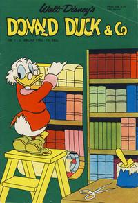 Cover Thumbnail for Donald Duck & Co (Hjemmet / Egmont, 1948 series) #1/1966