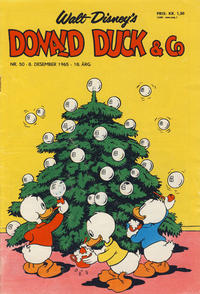 Cover Thumbnail for Donald Duck & Co (Hjemmet / Egmont, 1948 series) #50/1965