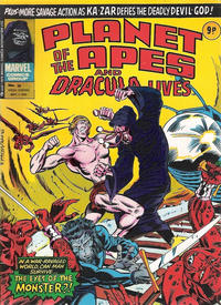 Cover Thumbnail for Planet of the Apes (Marvel UK, 1974 series) #98