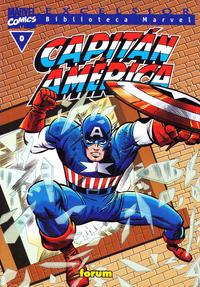 Cover Thumbnail for Biblioteca Marvel: Capitán América (Planeta DeAgostini, 1999 series) #0