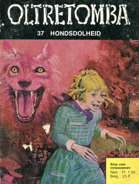 Cover Thumbnail for Oltretomba (De Vrijbuiter; De Schorpioen, 1972 series) #37