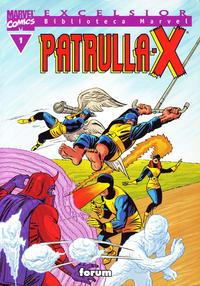 Cover Thumbnail for Biblioteca Marvel: Patrulla-X (Planeta DeAgostini, 2000 series) #1