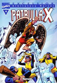Cover Thumbnail for Biblioteca Marvel: Patrulla-X (Planeta DeAgostini, 2000 series) #4