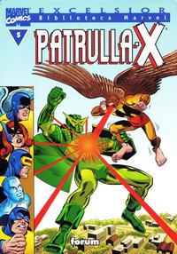 Cover Thumbnail for Biblioteca Marvel: Patrulla-X (Planeta DeAgostini, 2000 series) #5