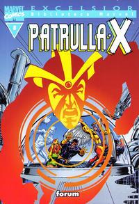 Cover Thumbnail for Biblioteca Marvel: Patrulla-X (Planeta DeAgostini, 2000 series) #8