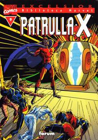Cover Thumbnail for Biblioteca Marvel: Patrulla-X (Planeta DeAgostini, 2000 series) #9