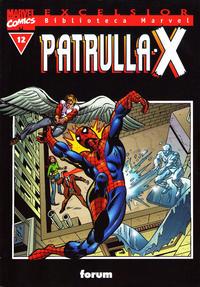 Cover Thumbnail for Biblioteca Marvel: Patrulla-X (Planeta DeAgostini, 2000 series) #12