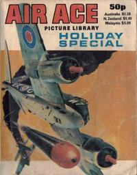 Cover Thumbnail for Air Ace Picture Library Holiday Special (IPC, 1969 series) #1982