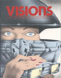 Cover Thumbnail for Visions (Gary Cook and Lamar Waldron, 1979 series) #4