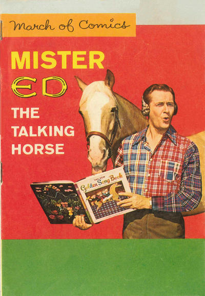 Cover for March of Comics (Western, 1946 series) #260