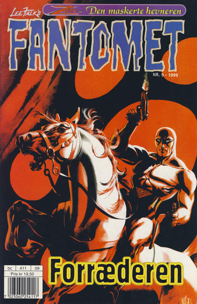 Cover for Fantomet (Hjemmet / Egmont, 1998 series) #9/1999