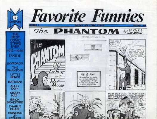 Cover for Favorite Funnies (DynaPubs Enterprises, 1973 series) #3