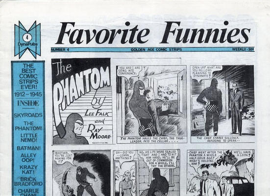 Cover for Favorite Funnies (DynaPubs Enterprises, 1973 series) #4
