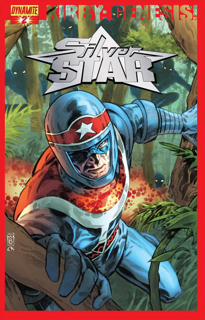 Cover for Kirby: Genesis - Silver Star (Dynamite Entertainment, 2011 series) #2