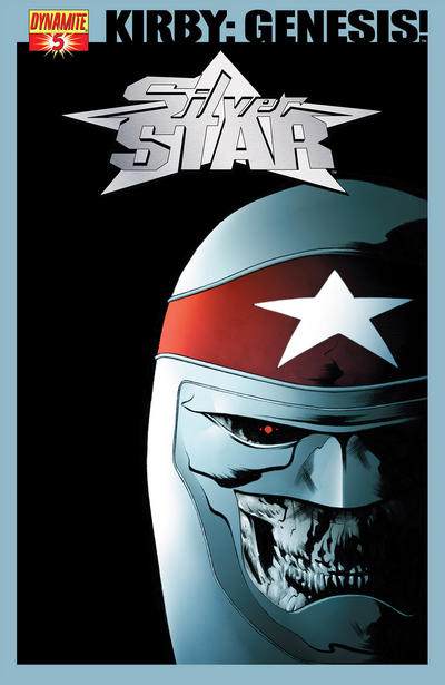 Cover for Kirby: Genesis - Silver Star (Dynamite Entertainment, 2011 series) #5