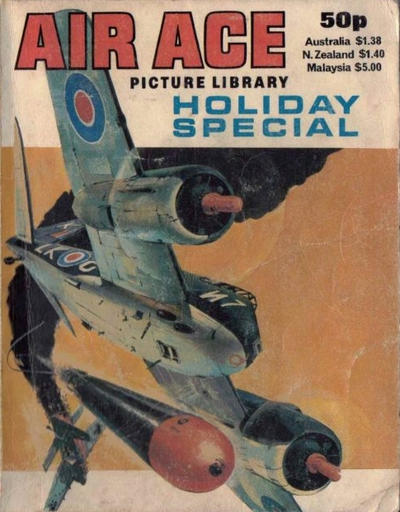 Cover for Air Ace Picture Library Holiday Special (IPC, 1969 series) #1982