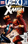 Cover for Uncanny X-Men (Marvel, 2012 series) #12