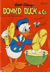 Cover for Donald Duck & Co (Hjemmet / Egmont, 1948 series) #36/1965