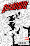 Cover for Daredevil (Marvel, 2011 series) #1 [Second Printing Cover]