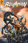 Cover Thumbnail for Aquaman (2012 series) #1 - Der Graben [Variant-Cover-Edition]