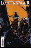 Cover for The Lone Ranger (Dynamite Entertainment, 2012 series) #4