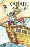Cover for Xanadu: Across Diamond Seas (MU Press, 1994 series) #1