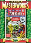Cover for Marvel Masterworks: The Avengers (Marvel, 1997 series) #[1]