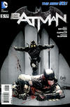 Cover for Batman (DC, 2011 series) #5 [4th Printing]