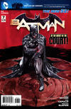 Cover for Batman (DC, 2011 series) #7 [Dustin Nguyen Cover]