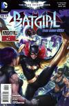 Cover for Batgirl (DC, 2011 series) #11