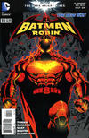 Cover for Batman and Robin (DC, 2011 series) #11