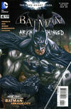 Cover for Batman: Arkham Unhinged (DC, 2012 series) #4