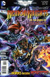 Cover for Demon Knights (DC, 2011 series) #11