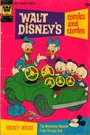 Cover Thumbnail for Walt Disney's Comics and Stories (1962 series) #v32#11 (383) [Whitman]