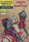 Cover Thumbnail for Classics Illustrated (1951 series) #108 - Knights of the Round Table [HRN 106]