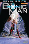 Cover for Bionic Man (Dynamite Entertainment, 2011 series) #10 [Virgin Art Cover]