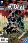 Cover for Detective Comics (DC, 2011 series) #10 [Combo Pack]