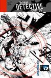 Cover Thumbnail for Detective Comics (2011 series) #7 [Tony S. Daniel Black & White Wraparound Cover]