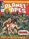 Cover for Planet of the Apes (Marvel UK, 1974 series) #2